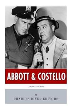 Paperback American Legends: Abbott & Costello Book