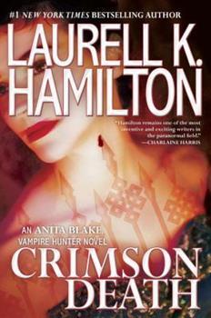 Crimson Death - Book #25 of the Anita Blake, Vampire Hunter