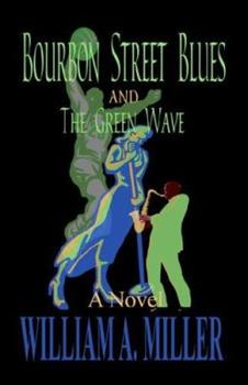 Paperback Bourbon Street Blues and The Green Wave Book