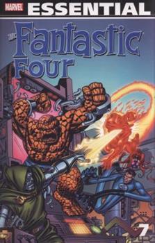 Essential Fantastic Four Volume 7 TPB (Fantastic Four (Graphic Novels)) - Book  of the Essential Marvel