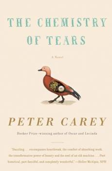 Paperback The Chemistry of Tears Book