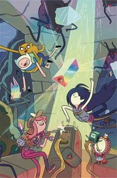 Adventure Time Vol. 17 - Book  of the Adventure Time Single Issues #Annual