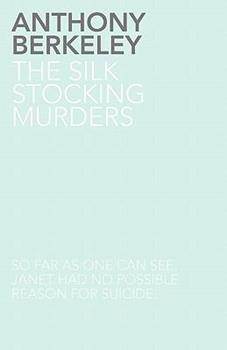 The Silk Stocking Murders 0755102096 Book Cover