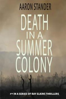 Paperback Death in a Summer Colony Book