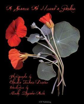 A Season at Monet's Garden 0980243211 Book Cover