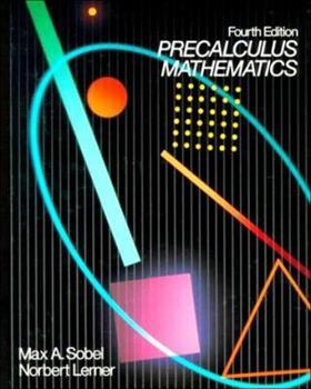 Precalculus Mathematics 0136837565 Book Cover