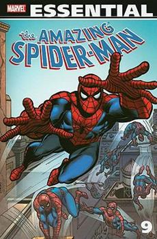 Essential Spider-Man Volume 9 TPB (Spider-Man (Graphic Novels)) (v. 9) - Book  of the Essential Marvel