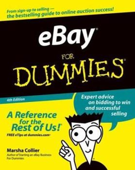 Paperback EBay? for Dummies? Book