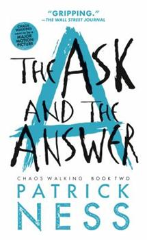 The Ask and the Answer 2070635430 Book Cover