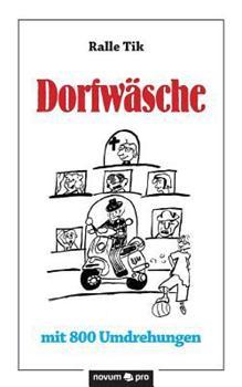 Paperback Dorfw?sche mit 800 Umdrehungen [German] Book