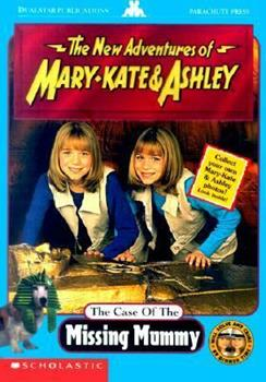 The Case of the Missing Mummy 0590294040 Book Cover