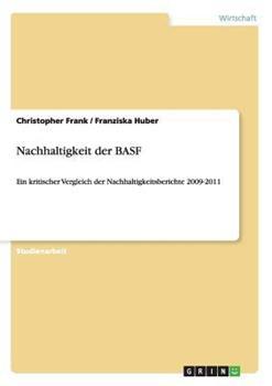 Paperback Nachhaltigkeit der Basf [German] Book