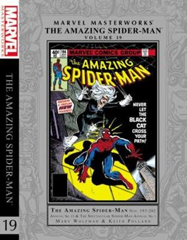 Marvel Masterworks: The Amazing Spider-Man, Vol. 19 - Book #245 of the Marvel Masterworks