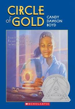 Circle Of Gold (Apple Paperbacks) 0590432664 Book Cover