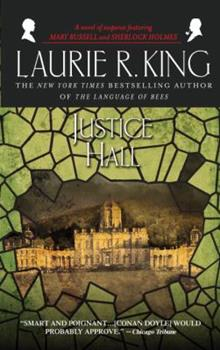 Justice Hall 0553581112 Book Cover