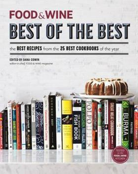 Food & Wine: Best of the Best, Vol 15 1932624422 Book Cover