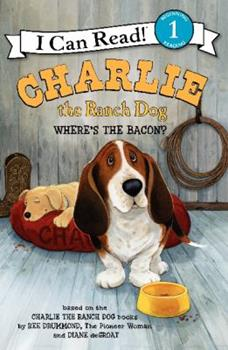Paperback Charlie the Ranch Dog: Where's the Bacon? Book