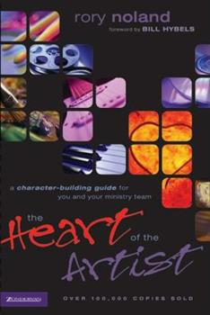 Heart of the Artist, The 0310224713 Book Cover
