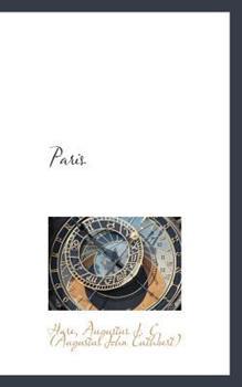 Paperback Paris Book