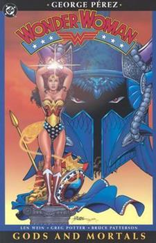 Wonder Woman: Gods and Mortals - Book  of the Wonder Woman