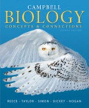 Campbell Biology: Concepts & Connections, Global Edition 0321696816 Book Cover