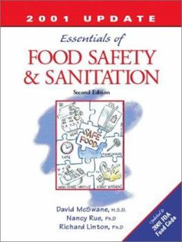 Paperback The Essentials of Food Safety and Sanitation (3rd Edition) Book