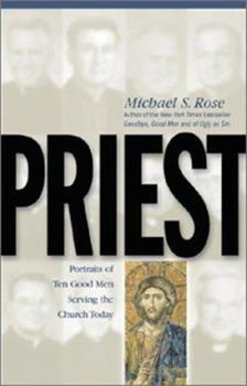 Paperback Priest: Portraits of Ten Good Men Serving the Church Today Book