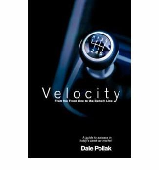 Hardcover Velocity: From the Front Line to the Bottom Line Book