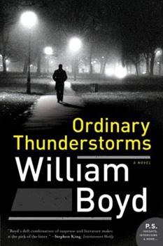 Ordinary Thunderstorms 1408802856 Book Cover