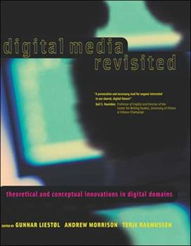 Paperback Digital Media Revisited: Theoretical and Conceptual Innovations in Digital Domains Book