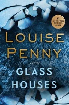 Paperback Glass Houses (Chief Inspector Gamache Novel) Book