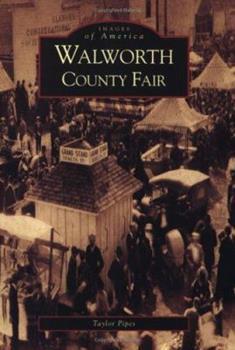Paperback Walworth County Fair Book