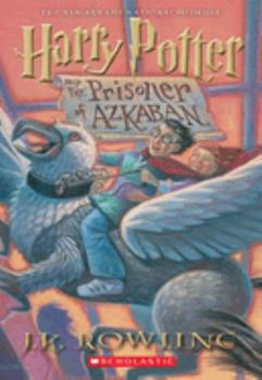 Harry Potter and the Prisoner of Azkaban 0439136369 Book Cover