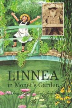 Hardcover Linnea in Monet's Garden Book