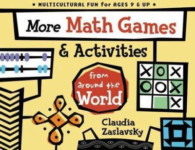 More Math Games & Activities from Around the World 155652501X Book Cover
