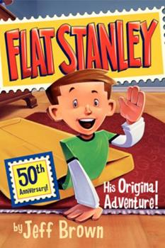 Flat Stanley 0064402932 Book Cover