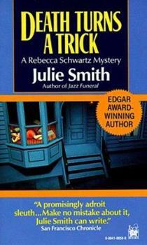 Death Turns a Trick 0804108560 Book Cover