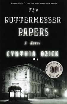 The Puttermesser Papers 0679454764 Book Cover