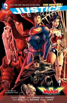 Justice League: Trinity War - Book #3.5 of the Justice League 2011