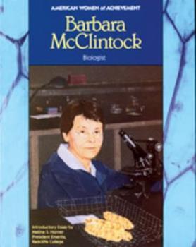 Barbara McClintock (Woa) 1555466664 Book Cover