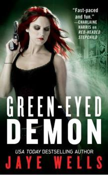 Green-Eyed Demon - Book #3 of the Sabina Kane