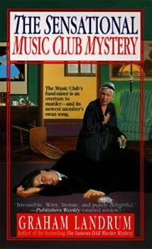 The Sensational Music Club Mystery (Sensational Music Club Murder) 0312113315 Book Cover