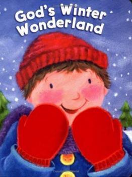 Board book God's Winter Wonderland Book