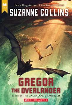 Paperback Gregor - The Overlander Book