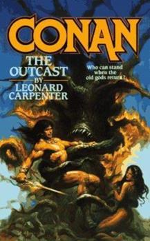 Conan the Outcast - Book  of the Conan the Barbarian