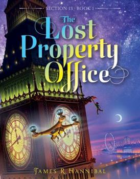 Paperback The Lost Property Office, 1 Book