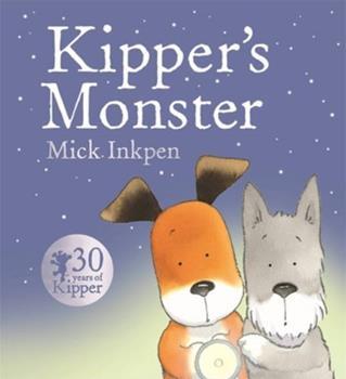 Kipper's Monster (Kipper) - Book  of the Kipper the Dog