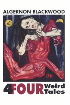 Four Weird Tales 159818654X Book Cover