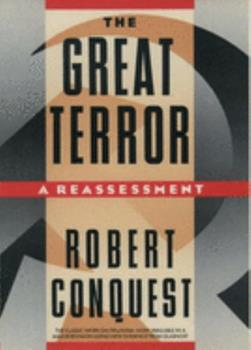 Paperback The Great Terror: A Reassessment Book
