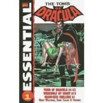 Essential Tomb of Dracula, Vol. 1 - Book  of the Essential Marvel